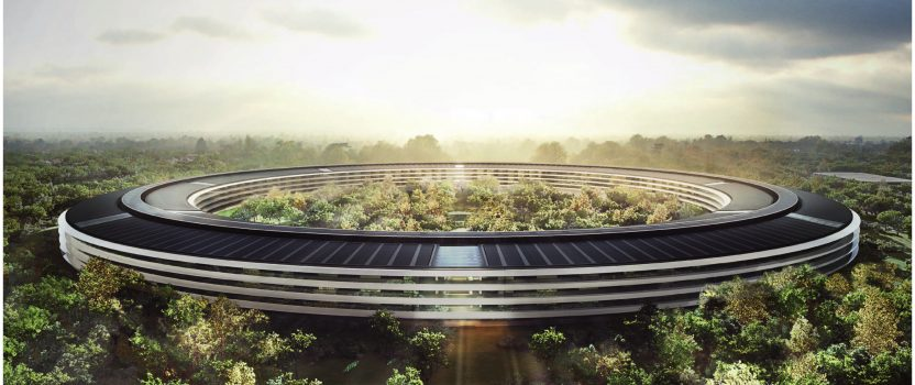 Estel vince la corsa al campus Apple