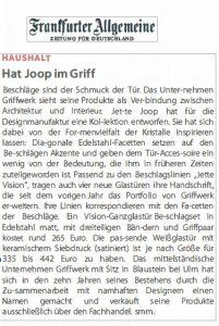 FAZ_Joop_imGriff_Griffwerk_und_Jette_Joop