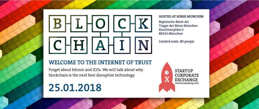 Blockchain Event@Boerse München