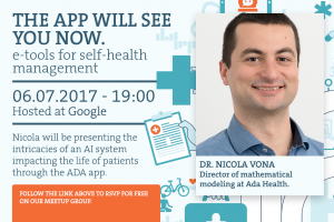 Google Event aprioripr Ada Health