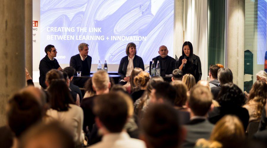Podiumsdiskussion im Steelcase LINC: Wie werden Räume zum Katalysator für Kreativität und Innovation