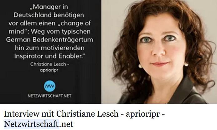 Interview @Netzwirtschaft