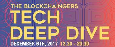 Tech Deep Dive from Blockchaingers