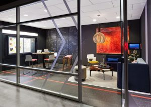 Steelcase and Microsoft Creative Spaces