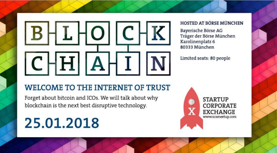 Blockchain Event@Boerse