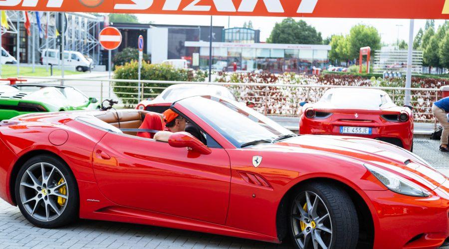 Ashridge und Ferrari suchen Digital Transformer 2018