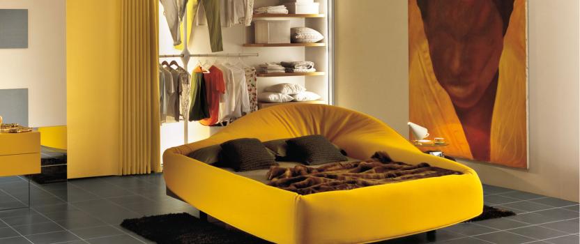 Betten mit der passenden Kragenweite!